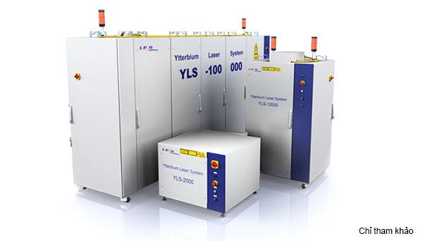 Sức mạnh của mỗi laser có thể được thay đổi theo các yêu cầu cắt cụ thể. Theo cách này, một máy có thể đáp ứng nhiều yêu cầu cắt khác nhau và đạt được hiệu quả tốt