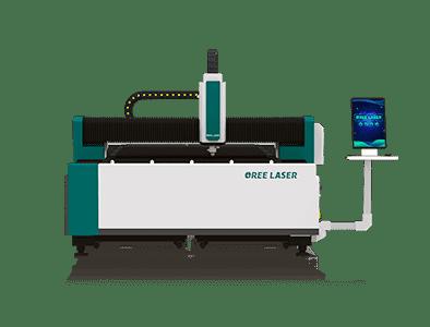 Máy cắt  laser fiber dành cho tấm OR-FM