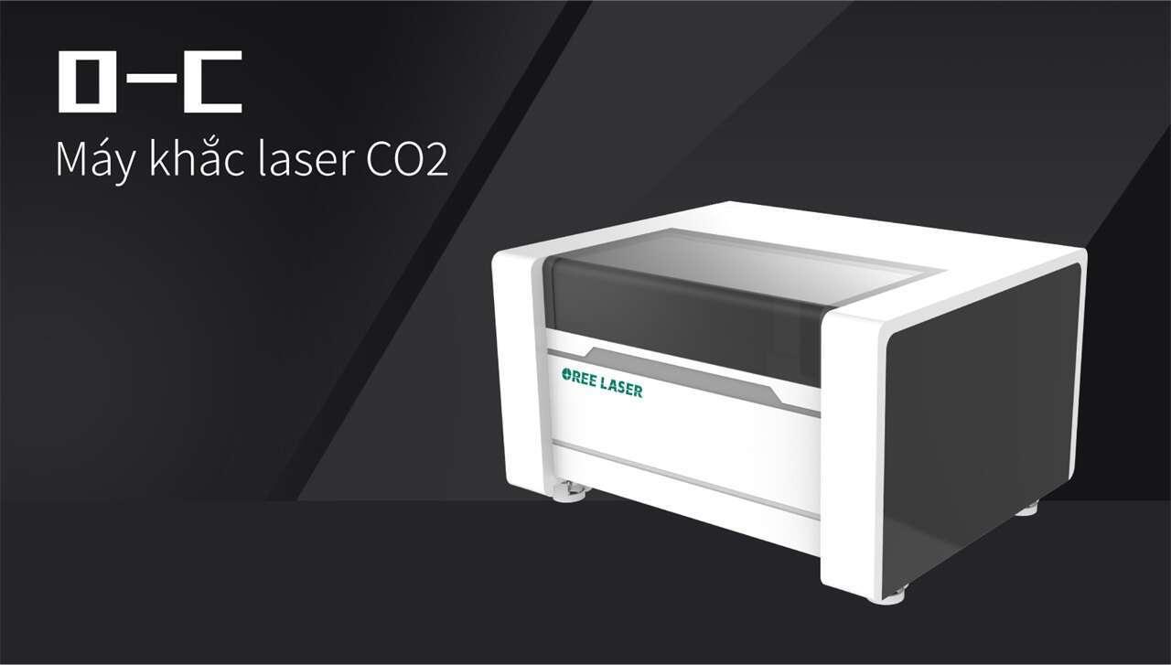 Máy khắc laser CO2 O-C