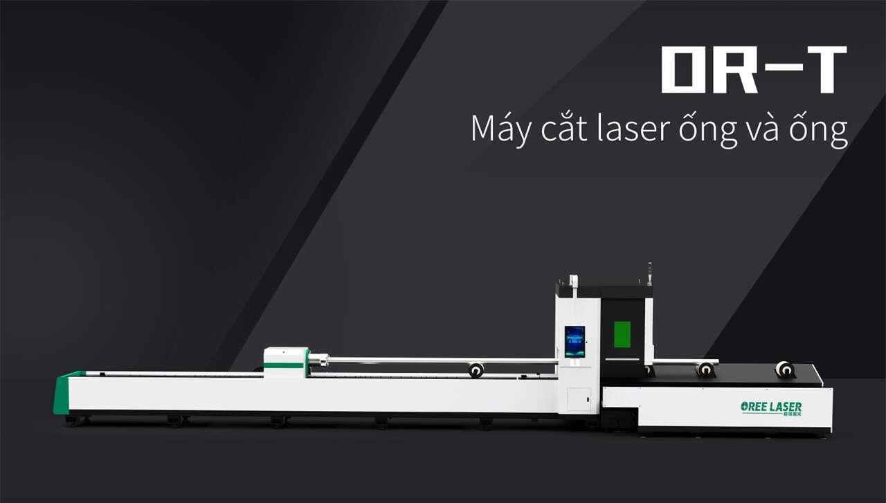 Máy cắt laser ống và ống