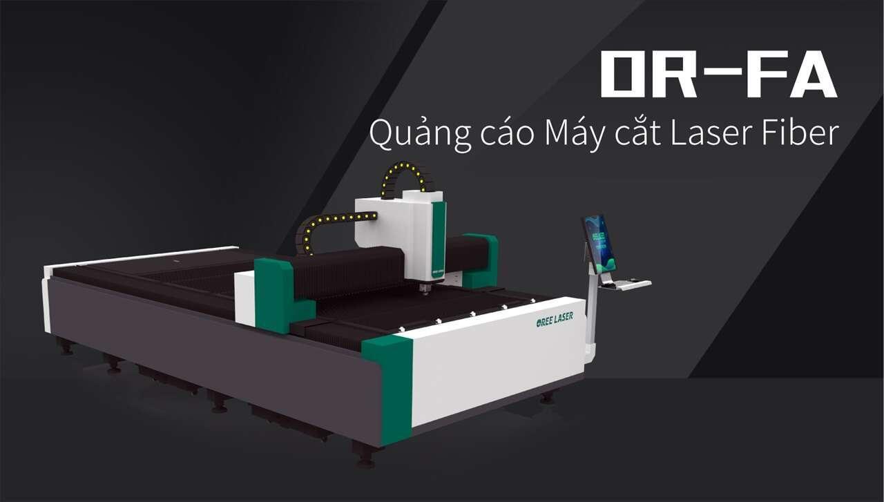Máy cắt Laser  kinh tế OR-FL