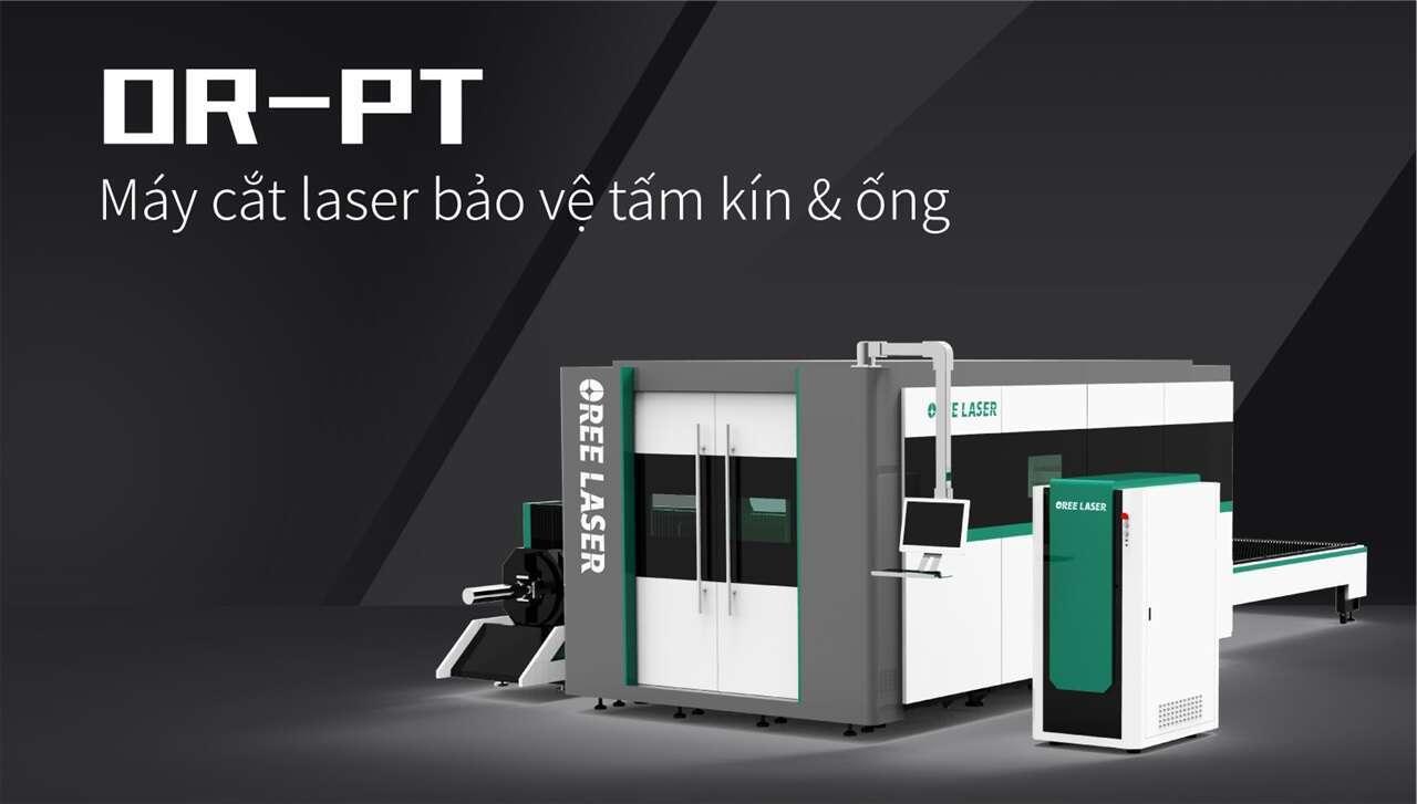 Máy cắt laser bảo vệ tấm kín & ống  OR-PT