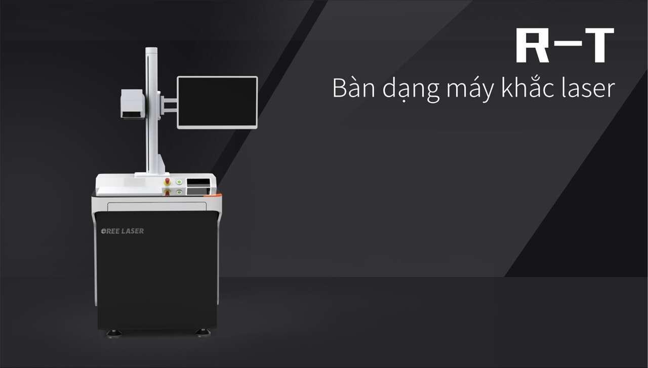 Bàn dạng máy khắc laser  R-T