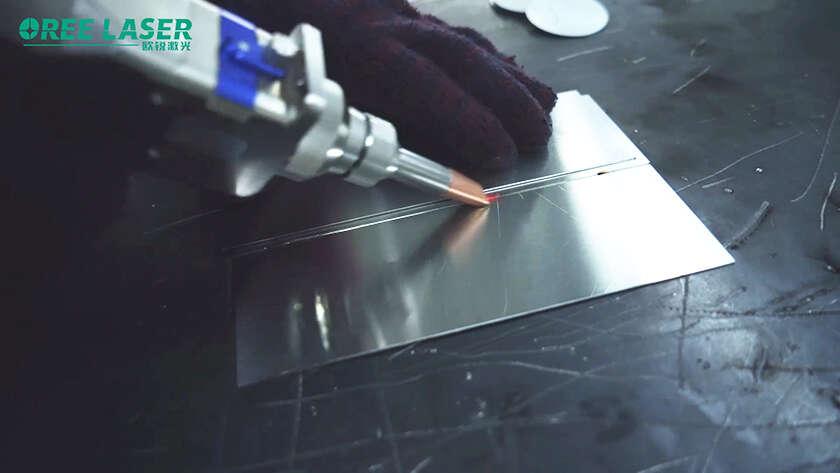 Máy hàn laser cầm tay trở thành một ngôi sao mới trong ngành công nghiệp laser
