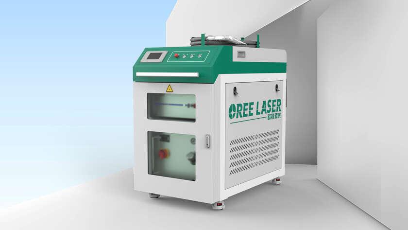 Xu hướng phát triển mới của máy hàn laser cầm tay