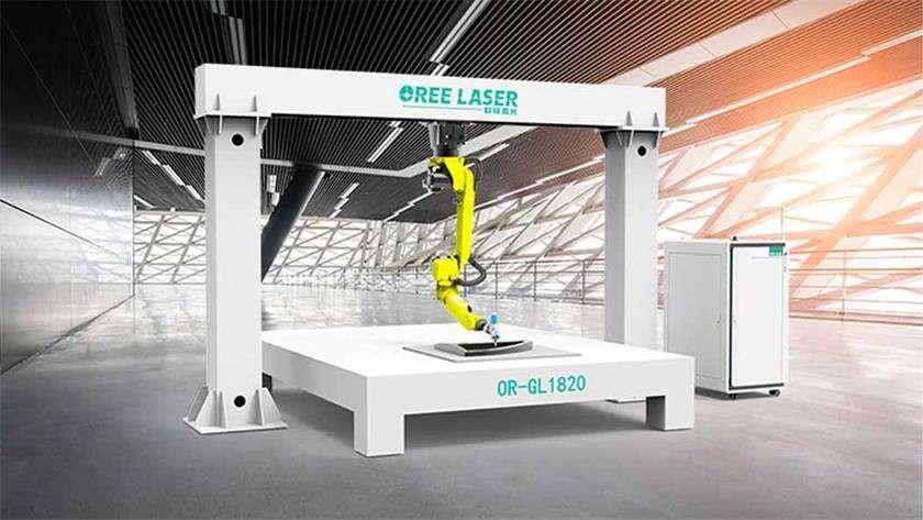 Ứng dụng máy cắt laser sợi 3D robot trong ngành công nghiệp ô tô