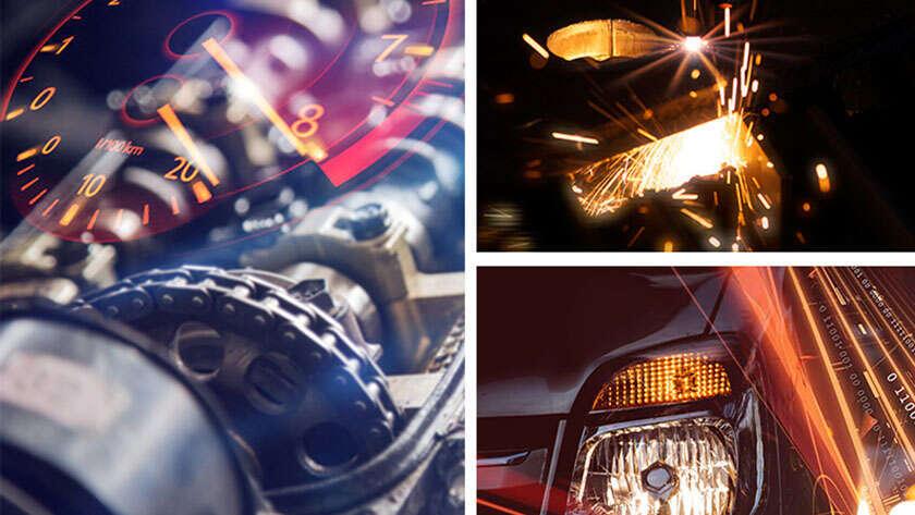 Chín ngành công nghiệp ứng dụng của máy cắt laser