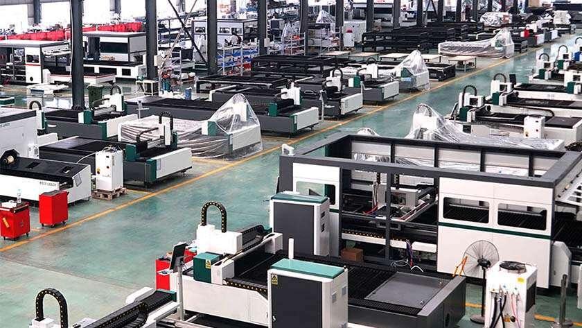 Một số thành phần cốt lõi của máy cắt laser