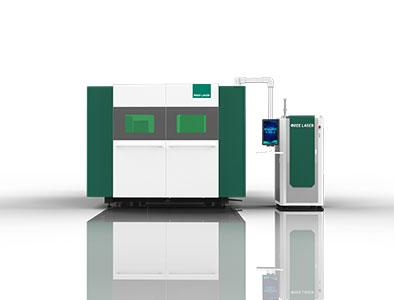 Máy cắt laser sợi quang nền trao đổi hoàn toàn kèm theo OR-PA