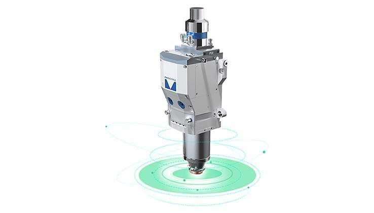 Đầu laser nhập khẩu Precitec Đức