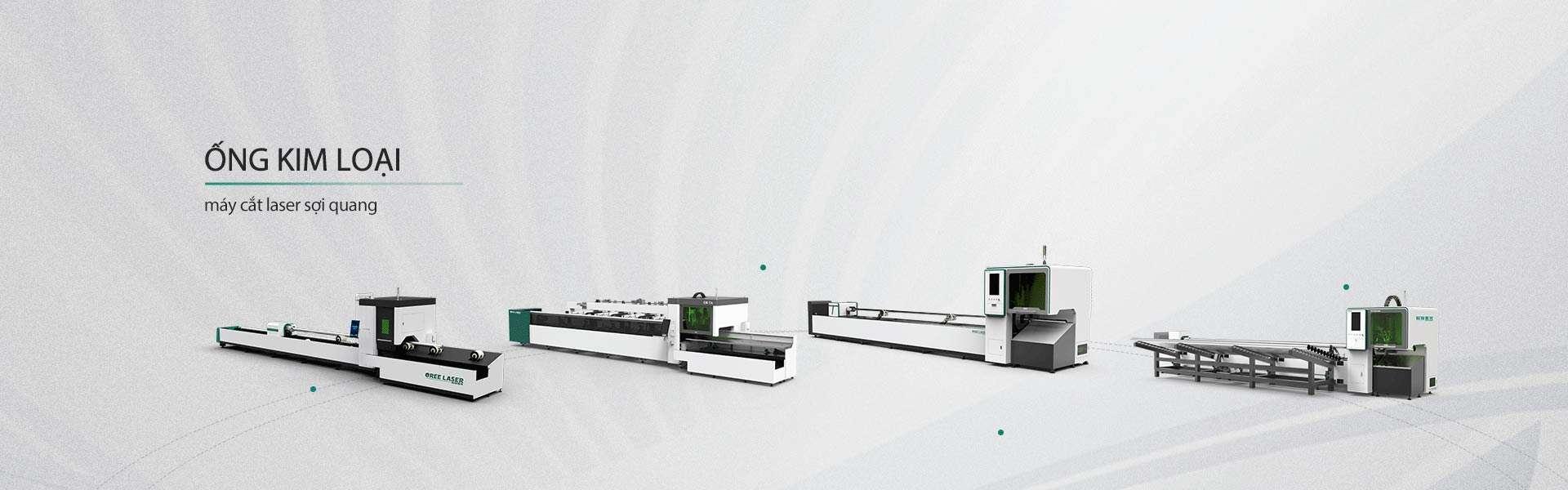 Máy cắt laser ống