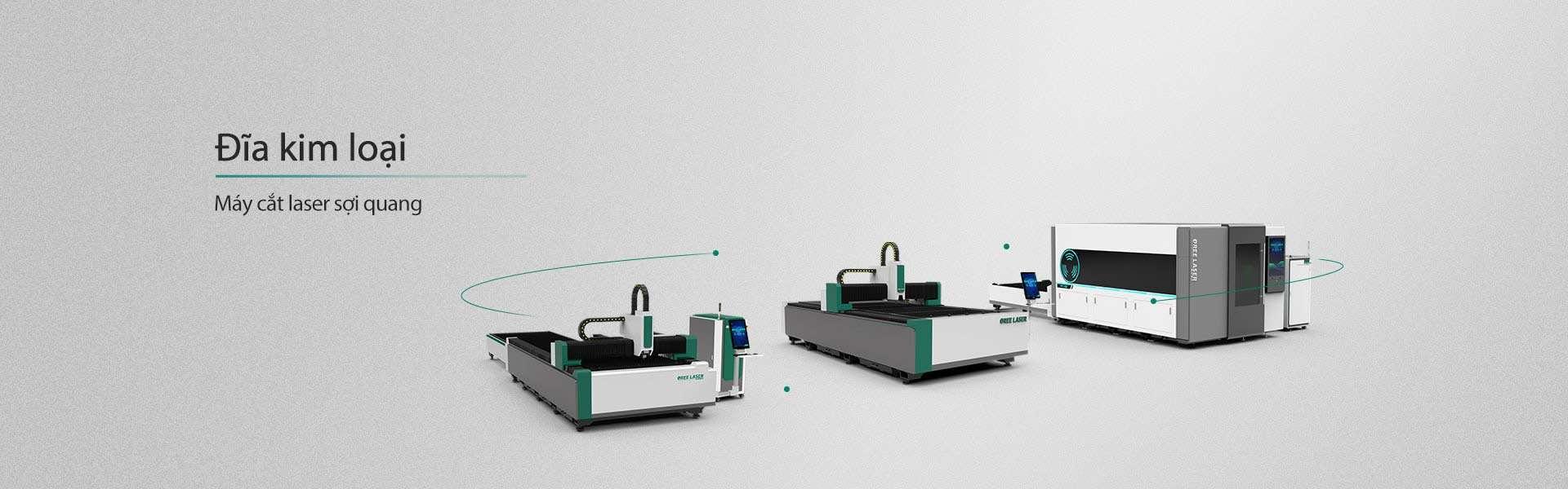 Máy cắt laser tấm